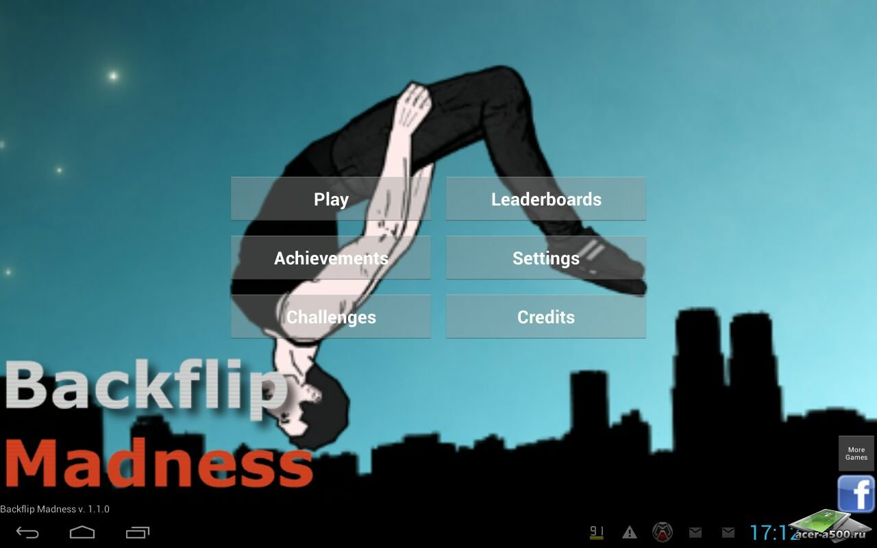 Images for backflip madness