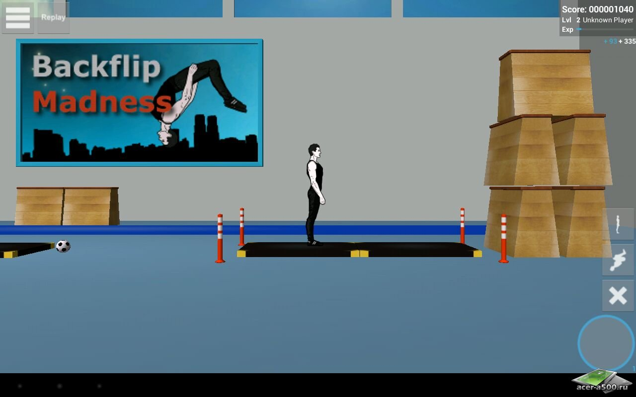 Backflip Madness (обновлено до версии 1.1.1) » Андроид игры и ...