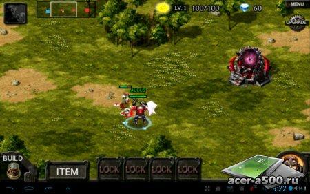 Empire War Heroes Return версия 1.00 [свободные покупки]