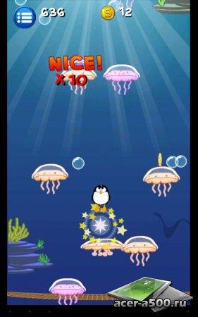 Jelly Jump версия 1.0.3 [G-сенсор]
