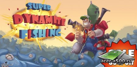 Super Dynamite Fishing Premium