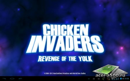 Chicken Invaders 3 HD (Tablet)