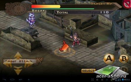 Blazing Souls Accelate (ENG) версия 1.2