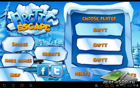 Arctic Escape HD версия 1.0