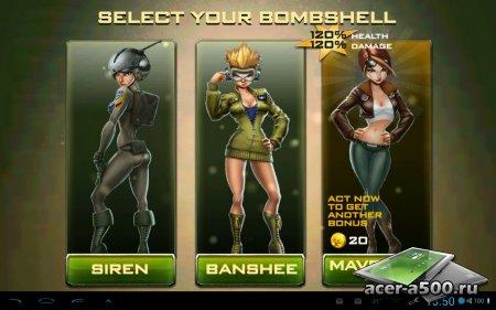 BOMBSHELLS: HELL'S BELLES (обновлено до версии 2.0.0) [свободные покупки]