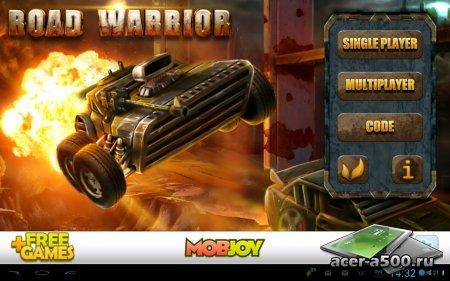 Road Warrior: Best Racing Game v1.4.6 [свободные покупки]