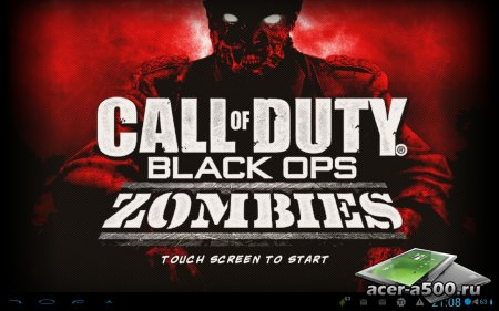 Call of Duty Black Ops Zombies (обновлено до версии 1.0.5) (оффлайн версия без ROOT)