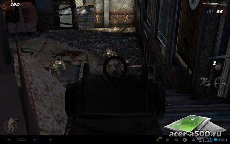 Call of Duty Black Ops Zombies (обновлено до версии 1.0.5) (оффлайн версия без ROOT)