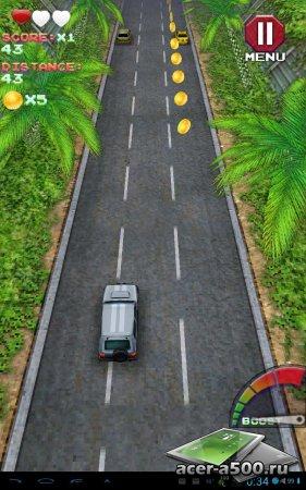 Turbo Racing 3D версия 1.0
