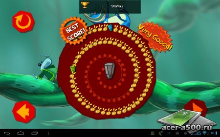 Rayman Jungle Run версия 2.3.2