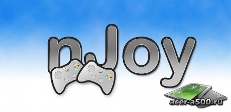 nJoy - Joystick up your device