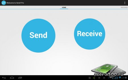 Send! Pro | File Transfer версия 1.3
