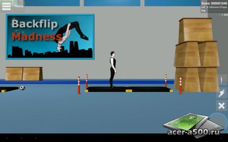 Backflip Madness (обновлено до версии 1.1.1)