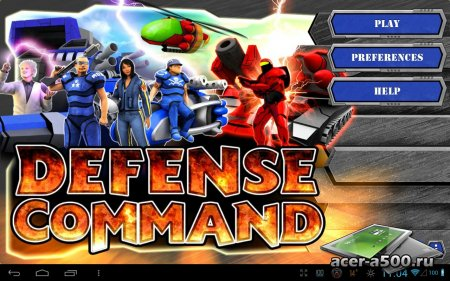 Defense Command Full