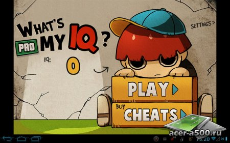What's My IQ?™ PRO