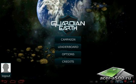 Guardian Earth версия 1.0.3