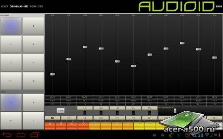 AUDIOID (обновлено до версии 1.1.0)