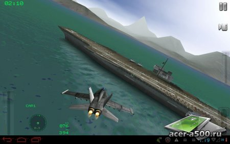 Air Navy Fighters (обновлено до версии 1.2)