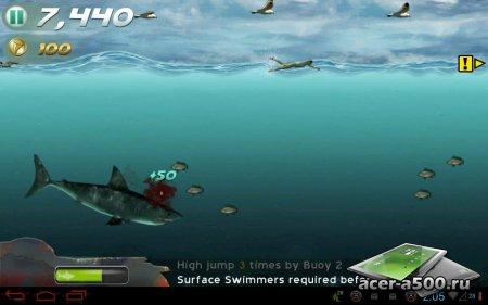 Jaws™ Revenge версия 1.6.0