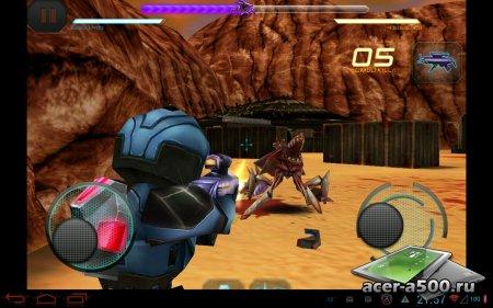 Star Warfare:Alien Invasion HD v2.80.01 [свободные покупки]