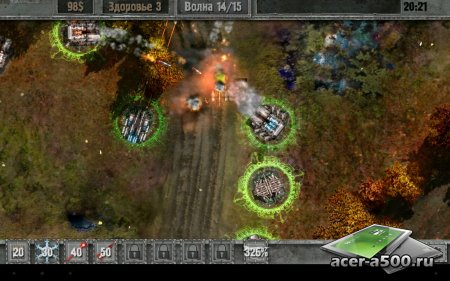 Defense zone 2 HD (Full) v1.3.1 [мод]