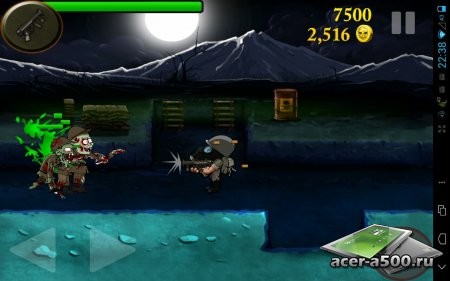 Zombie Trenches Best War Game версия 1.0.0
