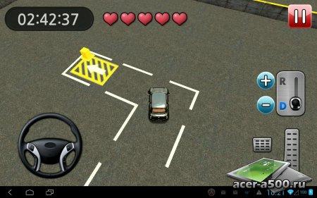 Real Parking 3D версия 1.3