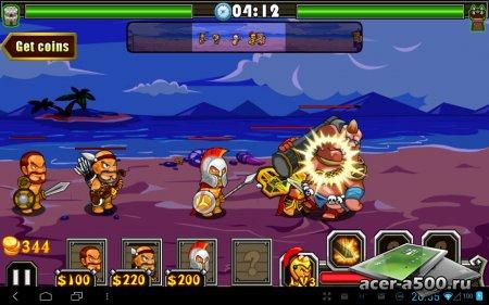 Sparta: God Of War версия 1.03