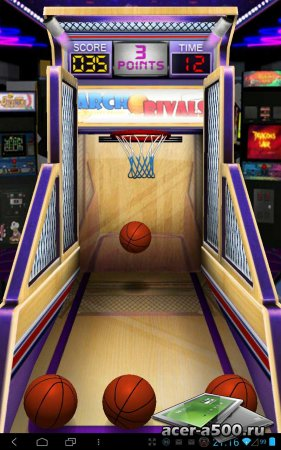 Basketball Mania (обновлено до версии 2.0)