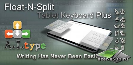 A.I.type Tablet Keyboard