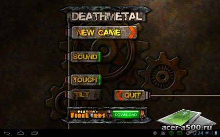 DeathMetal HD (обновлено до версии 1.0.8)