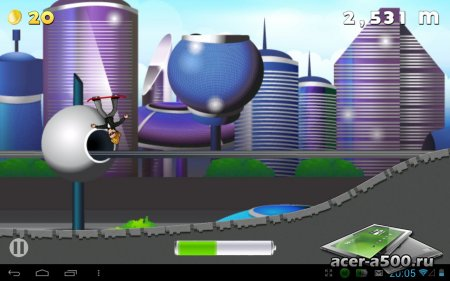 Hoverboard Hero версия 1.0
