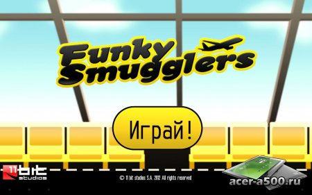 Funky Smugglers (��������� �� ������ 1.03)