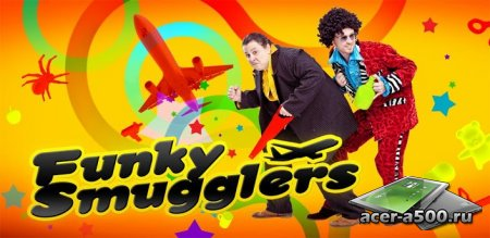 Funky Smugglers