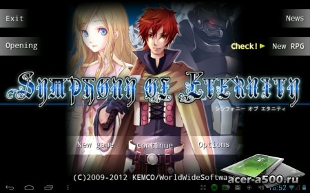 Symphony of Eternity версия 1.1.4