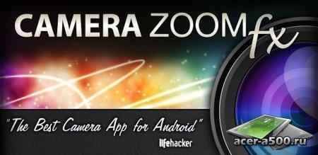 Камера ZOOM FX  build 127