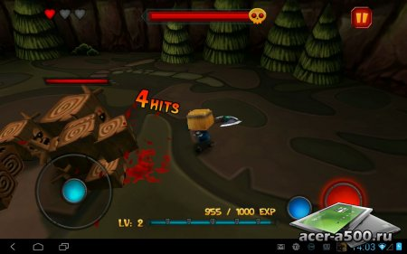 TinyLegends - Crazy Knight версия 1.1