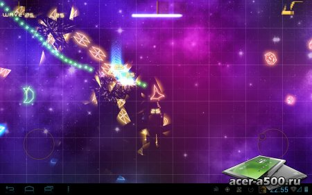 Violet Storm (обновлено до версии 1.01)