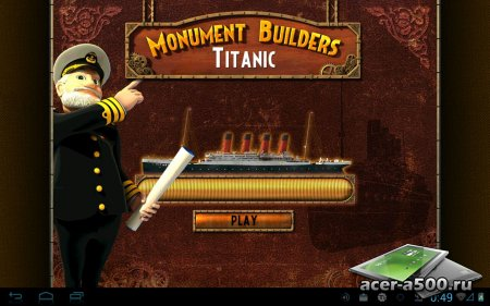Monument Builders: Titanic версия 1.0