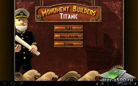 Monument Builders: Titanic версия 1.0