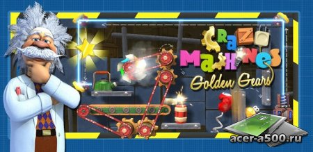 Crazy Machines GoldenGears THD +