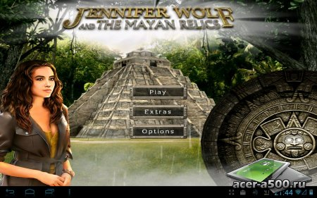 Jennifer Wolf and the Mayan Relics HD версия 1.010