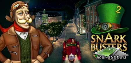 Snark Busters: All Revved Up!