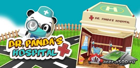 Dr Panda's Hospital - Vet Game версия 1.0