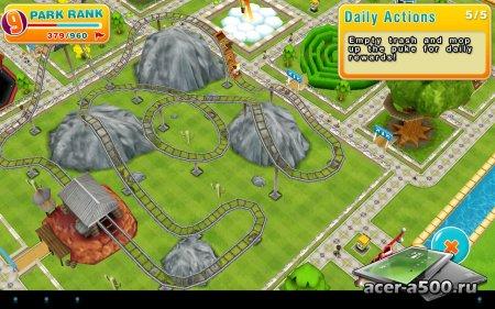 Theme Park версия 4.2.1 [Online]