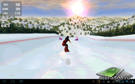Crazy Snowboard Pro (обновлено до версии 1.1.4)