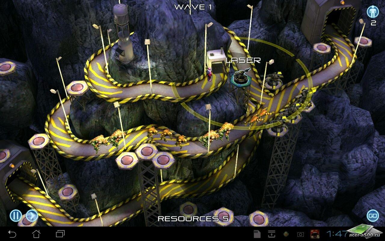 "Игра ""Tower Raiders 3 GOLD"" для планшетов на Android"