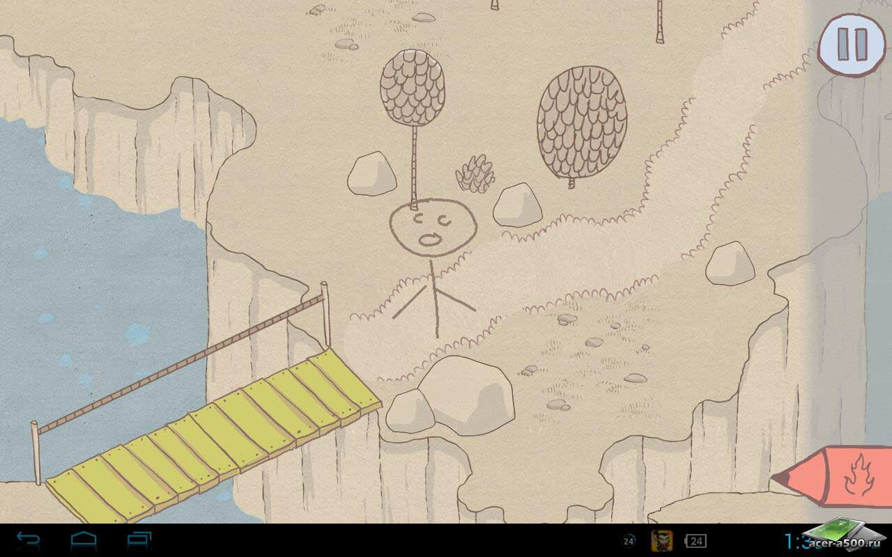"Игра ""Draw a Stickman: EPIC"" для планшетов на Android"