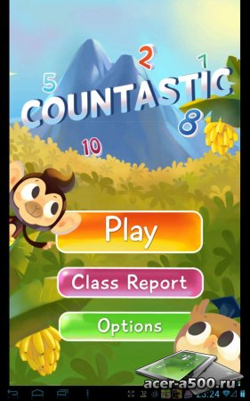 Countastic версия 1.0