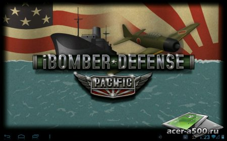 iBomber Defense Pacific (обновлено до версии 1.0.8)